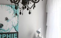 Turquoise Bedroom Chandeliers