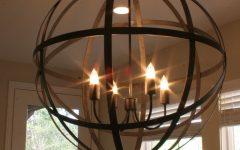 Chandelier Globe