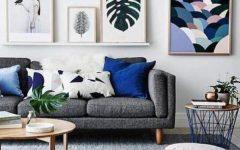Gray Sofas for Living Room