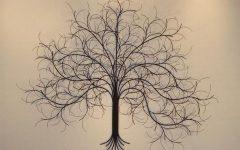 Tree Sculpture Wall Art