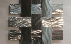 Metallic Wall Art