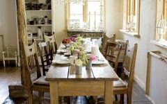 Thin Long Dining Tables