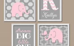 Nursery Canvas Art