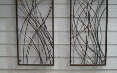 Outdoor Metal Art for Walls