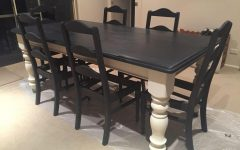 Painted Dining Tables