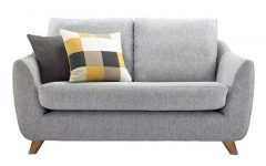 Small Grey Sofas