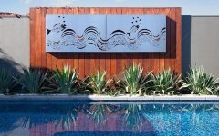 Tropical Outdoor Wall Art