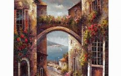 Tuscany Wall Art
