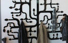 Wall Art Coat Hooks