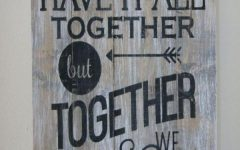 Wooden Wall Art Quotes