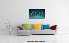 Islamic Canvas Wall Art