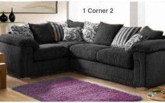Black Corner Sofas