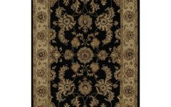 Black and Gold Oriental Rugs