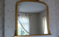 Mantelpiece Mirror