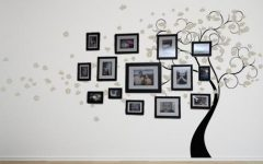 Wall Cling Art