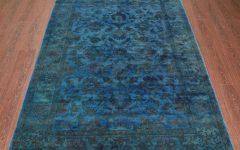 Wool Blue Rugs