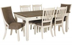 Market 7 Piece Dining Sets With Host and Side Chairs