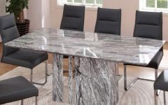Solid Marble Dining Tables
