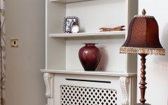 Radiator Cabinet Bookcase