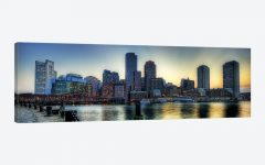 Cityscape Canvas Wall Art