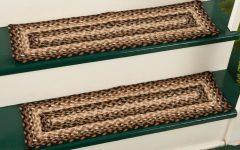 Braided Rug Stair Treads