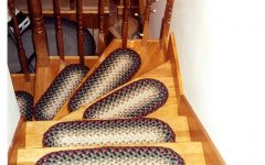 Oval Stair Tread Rugs