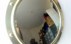 Porthole Style Mirror
