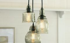Paxton Glass 3 Pendant Lights