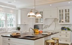 Double Pendant Lights for Kitchen