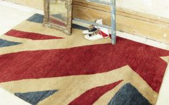 British Flag Rugs