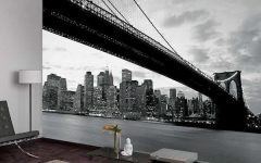 Brooklyn Bridge Wall Decals