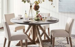 Brooks Round Dining Tables