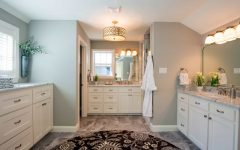 Modern Master Bathroom Rugs Ideas