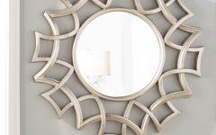 Brylee Traditional Sunburst Mirrors