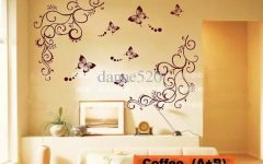 Butterflies Wall Art Stickers