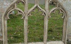 Gothic Garden Mirrors