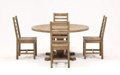 Caden 5 Piece Round Dining Sets