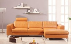 Camel Colored Leather Sofas