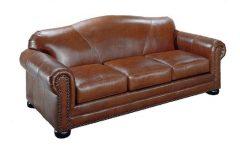 Camelback Leather Sofas