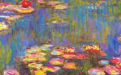 Monet Canvas Wall Art