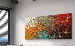 Rectangular Canvas Wall Art