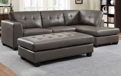 Sectionals With Chaise and Ottoman