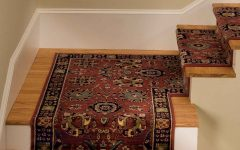 Custom Stair Tread Rugs