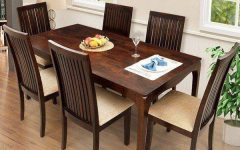 Cheap 6 Seater Dining Tables and Chairs