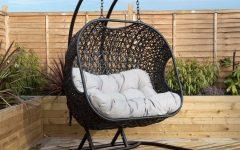 Rattan Garden Swing Chairs