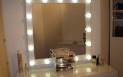 Mirrors for Dressing Rooms