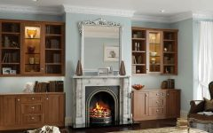 Fitted Cabinets Living Room