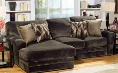 Chenille Sectional Sofas