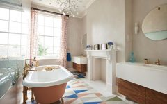 20 Retro-Style Bathroom Design Ideas