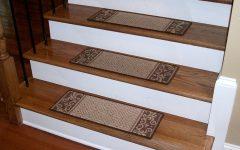 Rustic Stair Tread Rugs